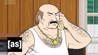 Carl, Come Outside | Aqua Teen Hunger | Adult Swim