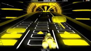Let's Audiosurf: Bathory - Grey   (Black Quality)
