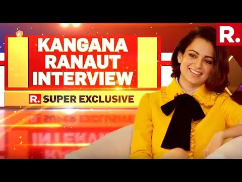 WATCH: Kanjana Ranaut's First Interview To Republic Bharat Post Controversy | Republic TV Exclusive