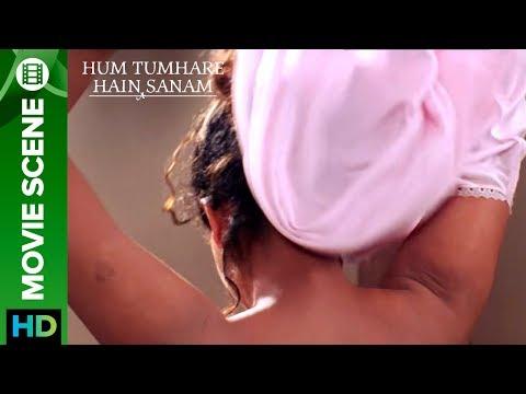 Atul watches Bollywood actress taking a shower - Hum Tumhare Hai Sanam