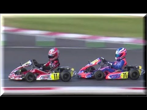 Super 1 Karting 2015: Rd 10 IAME Cadet | British Karting Championship Racing