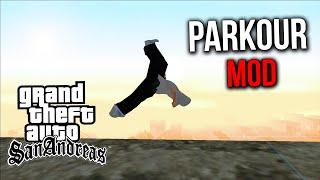 GTA San Andreas - Parkour Mod 2016/2017