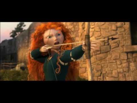 Clips Not Shown in Pixar's Movie Brave