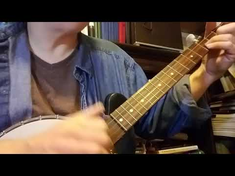 Rock of Ages Gillian Welch CLAWHAMMER BANJO Cover