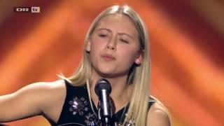 X Factor Denmark 2017 - Cassandra Sings Avril Lavigne - Let Me Go