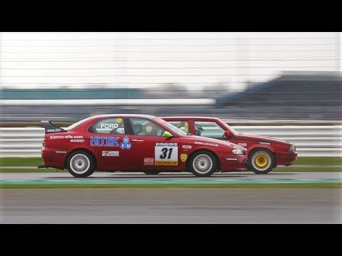 Silverstone 2018 – Race 1 – Richard Ford