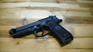Пистолет Beretta 92 FS, Часть 1: история создания