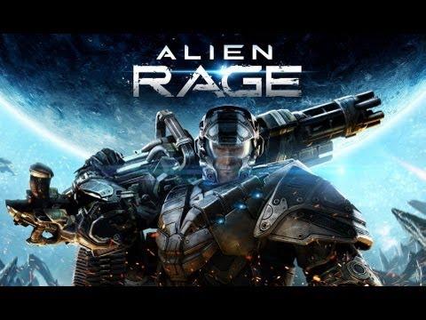 Alien Rage - обзор