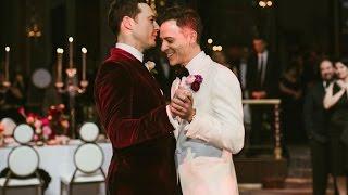 Jim Parson Had The Perfect Wedding