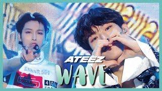 [HOT]  ATEEZ   WAVE, 에이티즈   WAVE  Show Music Core 20190629