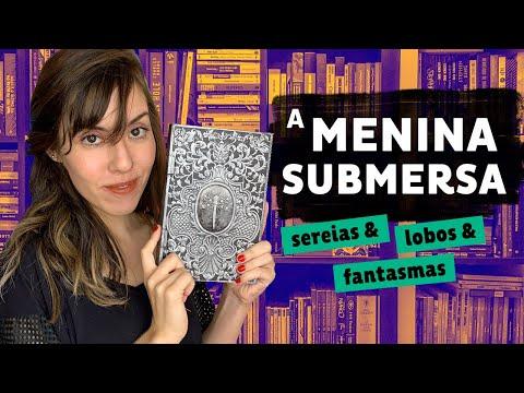 A MENINA SUBMERSA: viagem por uma mente peculiar | Livro Lab