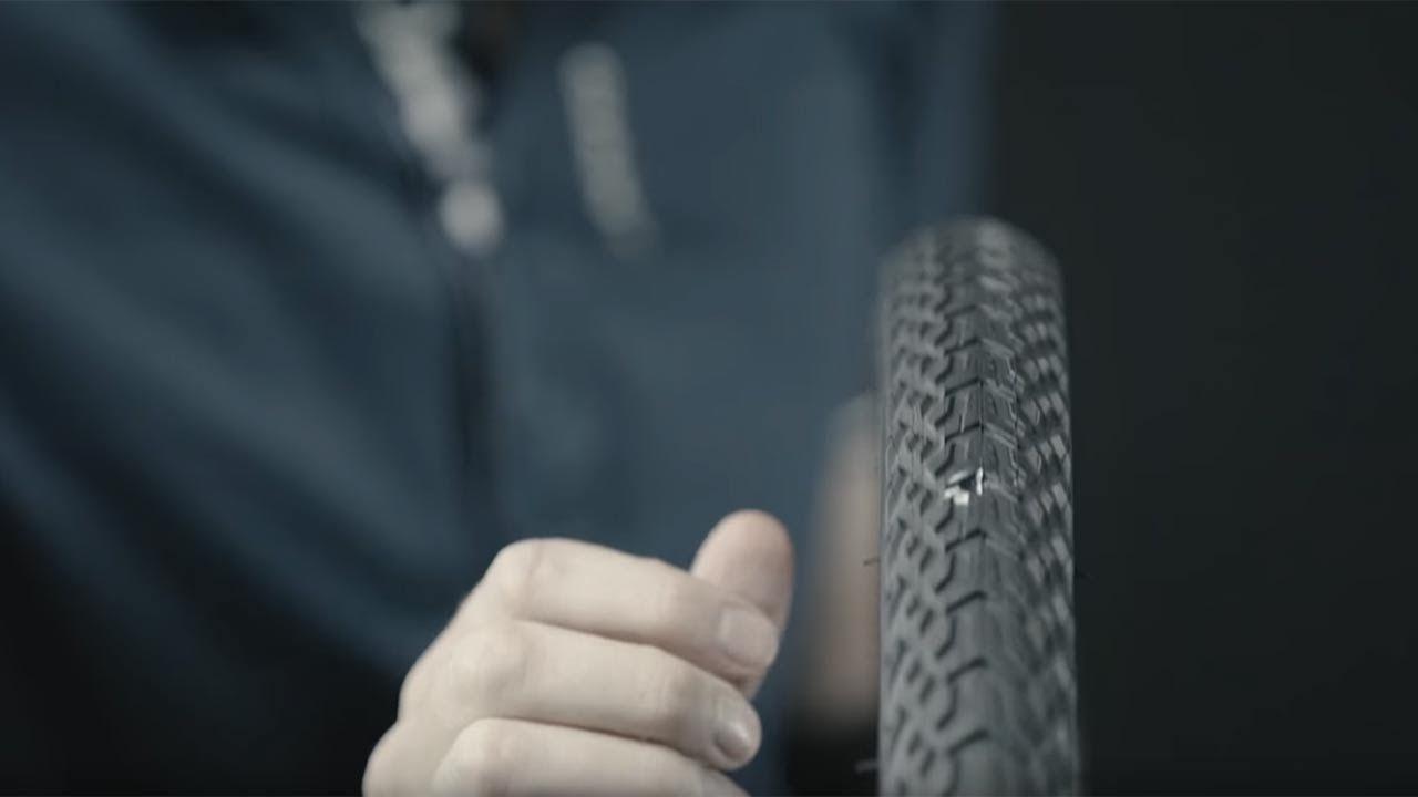 Check tire retention