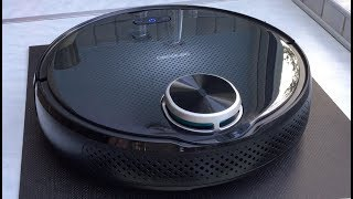 CONGA 3090 robot vacuum cleaner REVIEW