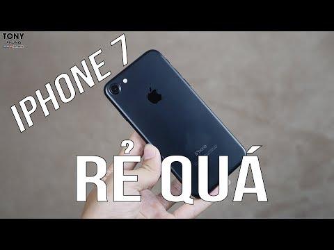Không ngờ iPhone 7 giờ rẻ tới vậy - 2018 có nên mua iPhone 7 không?