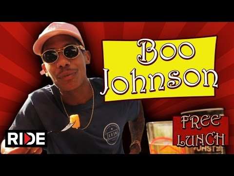 Boo Johnson - Free Lunch