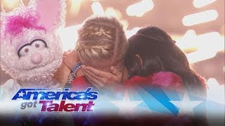 Darci Lynne Wins America's Got Talent Season 12 - America's Got Talent 2017