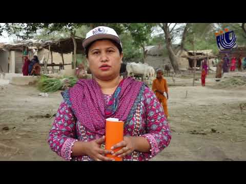 Solar Energy Light in the Life of Rural People