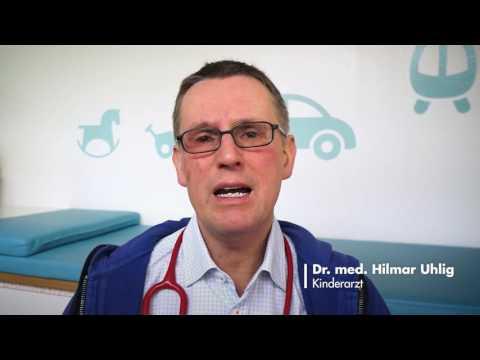 Die medizinische Behandlung vom Ekzem
