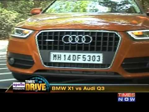 Times Drive: BMW X1 Vs Audi Q3 BMW Videos