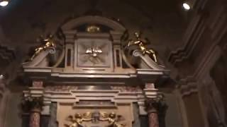 Colomba della pala dell'altare