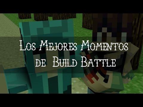 Los Mejores Momentos En Build Battle En AYKGameplays