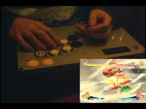 This Street Fighter IV Combo Pays 40 Cents Per Input