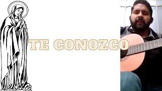 TE CONOZCO - Rafael Moreno (cover) acustico