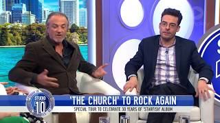 Steve Kilbey Opens Up About Addicitions & Talks 'The Church' Tour | Studio 10