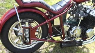 1973 Honda 750 Amen Savior Frame 001
