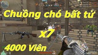 Cầm 7 RPK VIP 4000 Viên Xuống Tân Binh Và Cái Kết - Tiền Zombie v4
