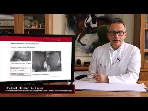 Chronische bakterielle Prostatitis, und es