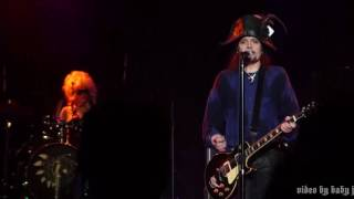 Adam Ant-CARTROUBLE [Adam & The Ants]-Live @ The Fillmore, San Francisco, CA, February 7, 2017