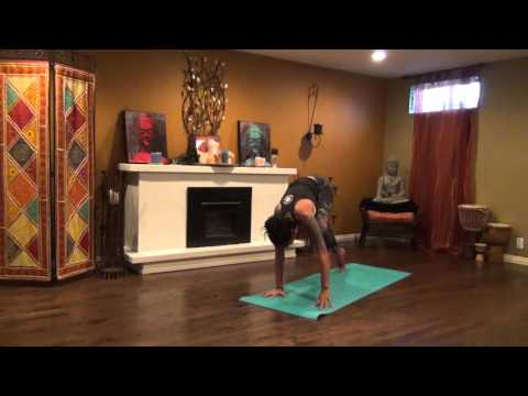 "30 min. ""Believe in Yourself:"" Creative Vinyasa Flow with Becca Pati"