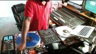 DJ TEEBOY DANCEHALL MIX: WELCOME TO ACE TIME RECORDS!