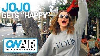 "JoJo Dances To ""Happy""   On Air with Ryan Seacrest"