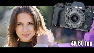 FUJIFILM X-T3 для ВИДЕО | ПОЛНЫЙ обзор в 4K 60 fps
