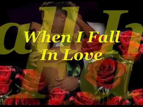 When I Fall In Love  ( Brian Mcknight & Celine Dion ) Lyrics