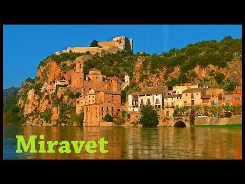 Miravet, Pueblo Vertical | Tarragona, España