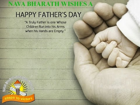 Father's Day In Nava Bharath