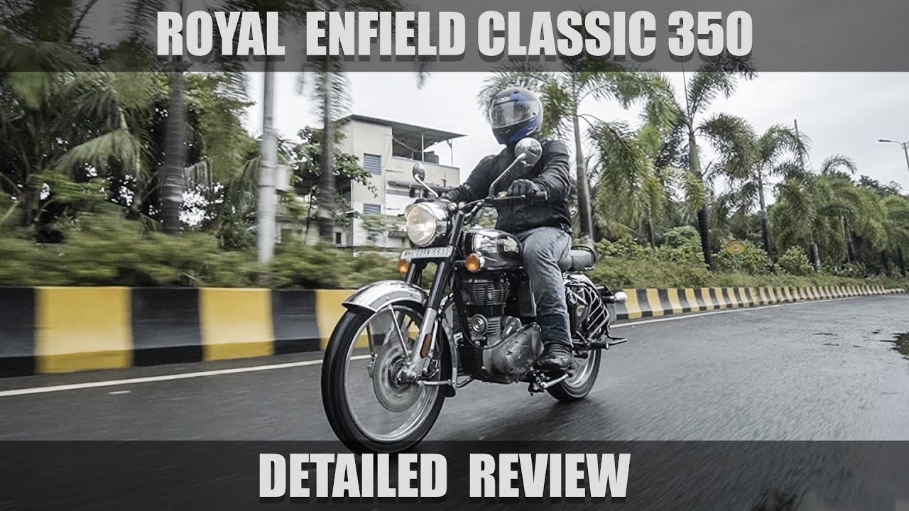 Motoroctane Youtube Video - Royal Enfield Classic 350 BS6 Review