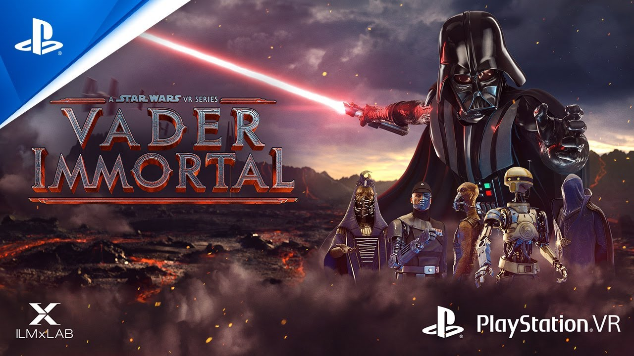 Vader Immortal: A Star Wars VR Series llega a PS VR – PlayStation.Blog LATAM