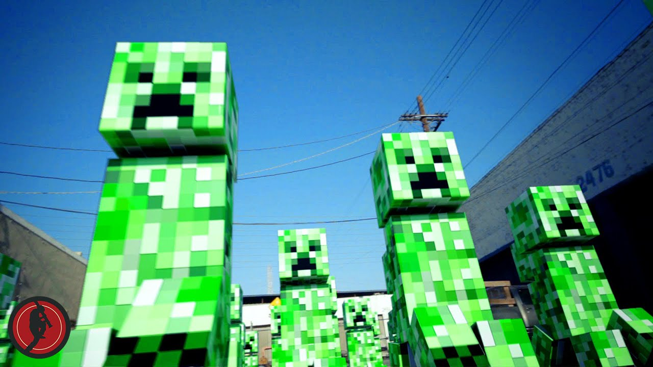 Minecraft Gets The FreddieW Treatment On YouTube