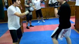 Ebmas Besiktas having fun in free training day 2