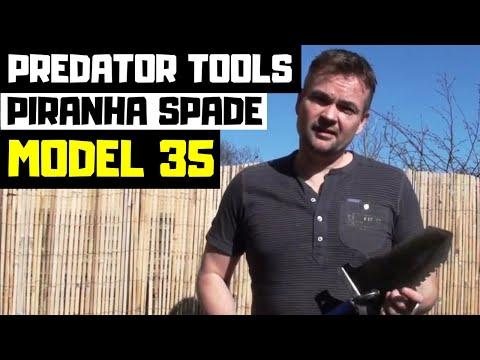 Predator Tools - Piranha Spade Model 35