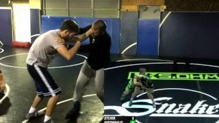 Behind the Dirt: Yianni Diakomihalis vs Luke Pletcher
