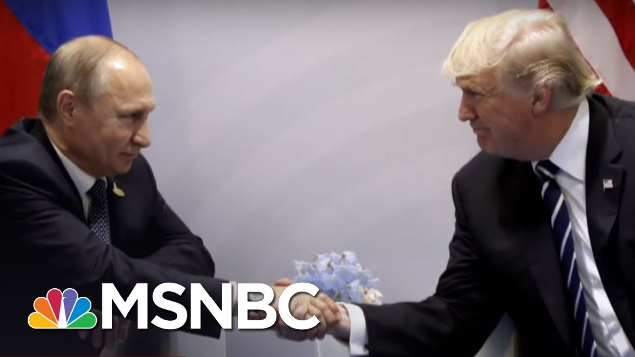 Was President Donald Trump Personally Involved In Russian Meddling? | MTP Daily | MSNBC thumbnail