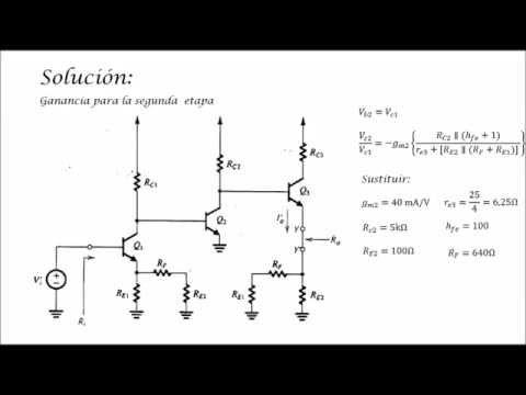 Retroalimentación Negativa Serie Serie