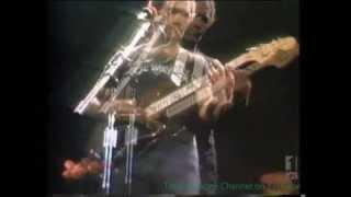 JJ CALE -  Rare LIVE '81 Lies  +  Cocaine ORIGINAL Concert Tour Footage