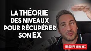 LA THÉORIE DES NIVEAUX POUR RÉCUPÉRER SON EX