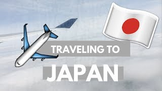 STUDY ABROAD Summer 2017 | Traveling to Japan